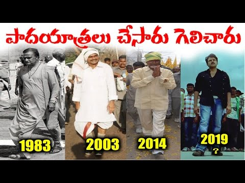 Can PawanKalyan Overcome Chandrababu Naidu in 2019 Elections With His Padayatra Programme?? | MSR TV