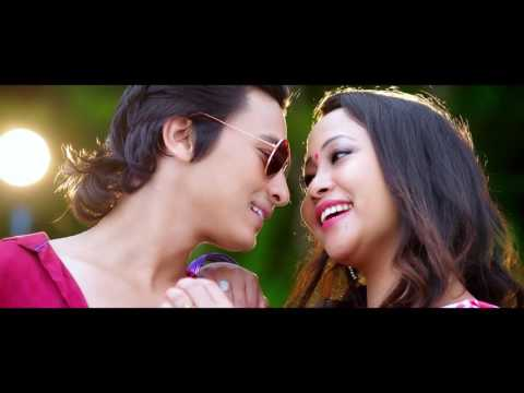 Hami Sanga Sangai Hinda - Melina Rai | Ft. Paul Shah | New Nepali Song 2016