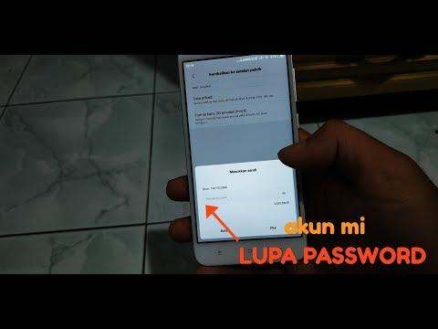 Cara Hapus Akun Mi Tanpa Password, Masih 100% Work Mantab. Jika ada yang tidak bisa maka anda kurang.