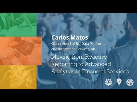 Big Data Think Tank - Carlos Matos
