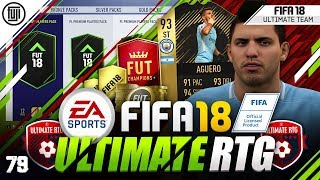 RATINGS REFRESH PACKS!!! FIFA 18 ULTIMATE ROAD TO GLORY! #79 - #FIFA18 Ultimate Team