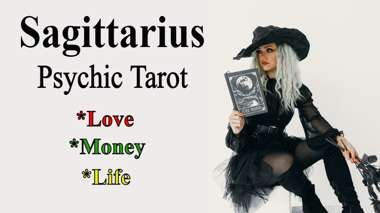Sagittarius ~ Spirit Guides are Shouting in Your Ears ~ Psychic Tarot Reading, November 1st - 15th.