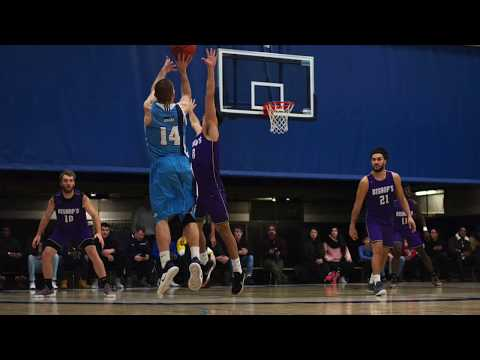 Charles Miller - UQAM - 2018/19 Season Highlights