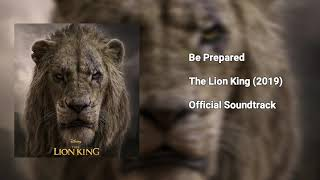 Be Prepared  (From: THE LION KING 2019) Fanmade Soundtrack.mp3