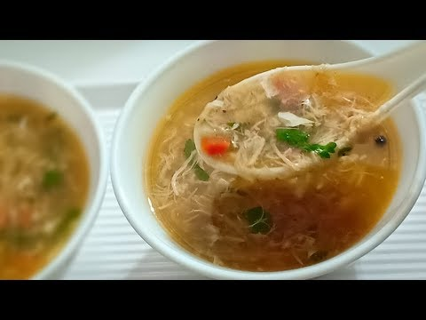 Super Easy And Delicious Chicken Soup Recipe | Winter's Special Healthy Chicken Soup