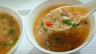 Super Easy And Delicious Chicken Soup Recipe | Winter's Special Healthy Chicken Soup