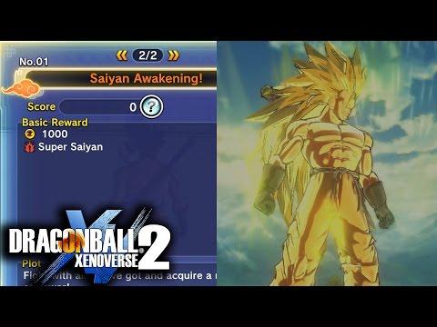 Dragon Ball Xenoverse 2: How To Get Super Saiyan EASY - How To Get Super Saiyan 3!