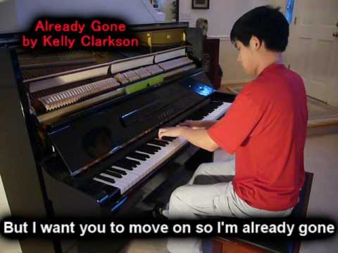 Kelly Clarkson - Already Gone (Piano)