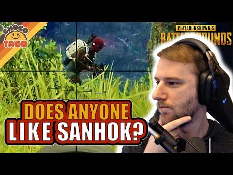 Does Anyone Even Like Sanhok? ft. Halifax - chocoTaco PUBG Duos Gameplay