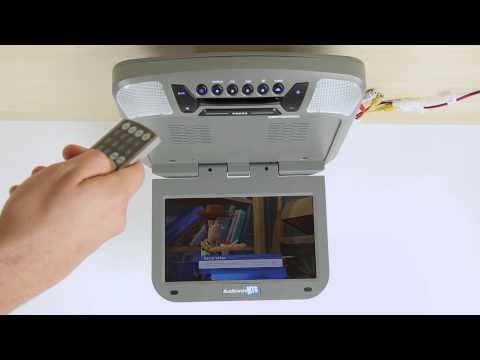 Audiovox Overhead DVD Players - AVXMTG13U, AVXMTG10U, AVXMTG9U