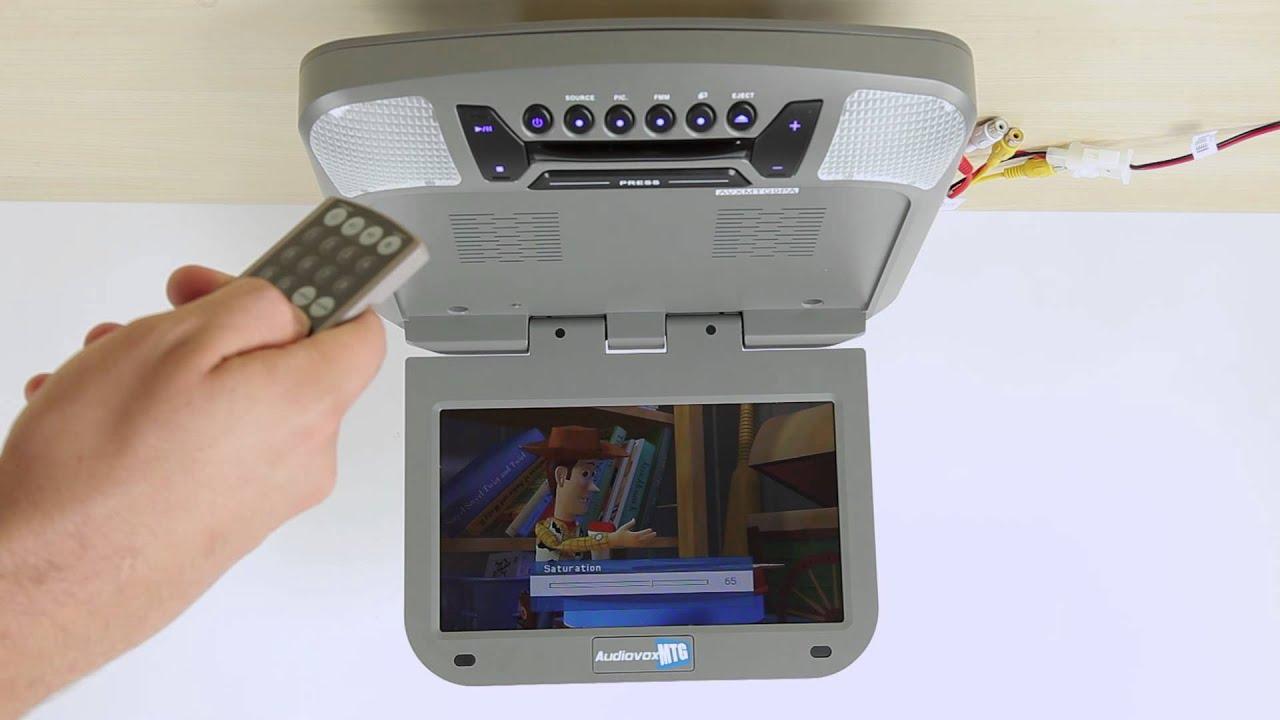 hight resolution of audiovox overhead dvd players avxmtg13u avxmtg10u avxmtg9u