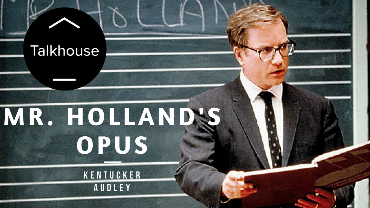 Essay hollands mr opus