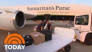 Charity Group Samaritan's Purse Helping Hurricane-Battered Puerto Rico | TODAY thumbnail