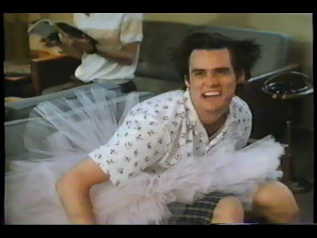 Ace Ventura - Pet Detective (1994) Teaser (VHS Capture)