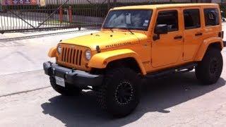 Jeep JK Parts San Antonio, TX 4 Wheel Parts