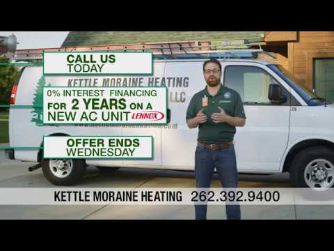 Kettle Moraine Heating And Air Ac Offer Youtube