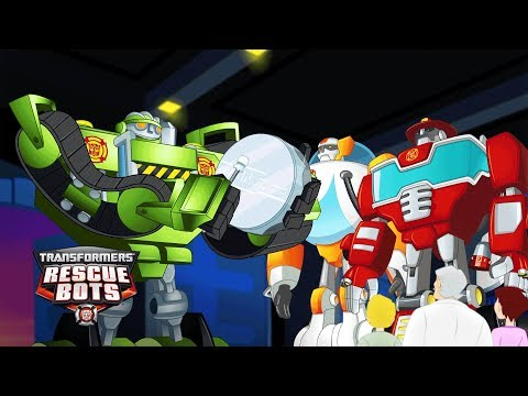 Transformers: Rescue Bots Season 4 -'All Spark Day!' Official Clip