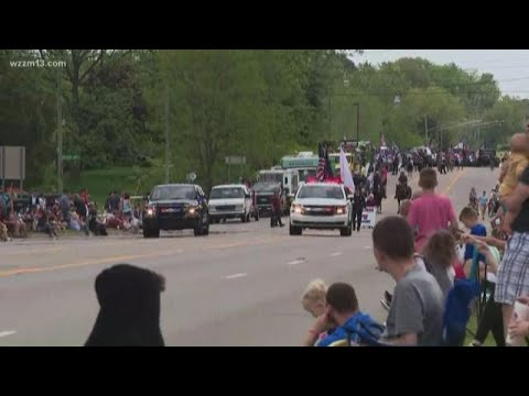 No big parades this year, but Memorial Day observances continue