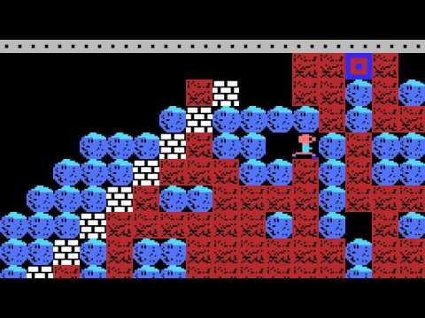 Boulder Dash (MSX) Longplay