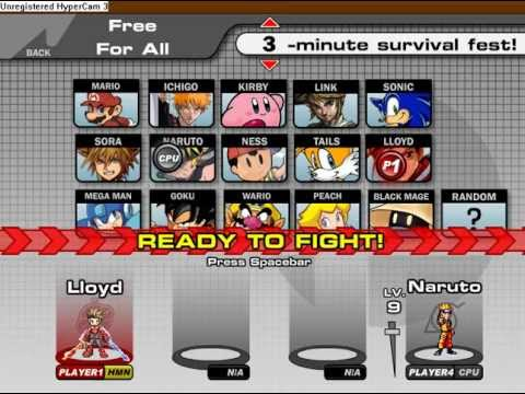 super smash flash 7 game