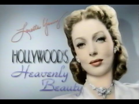 Biography  Loretta Young  Hollywood's Heavenly Beauty