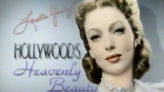 Biography - Loretta Young - Hollywood's Heavenly Beauty