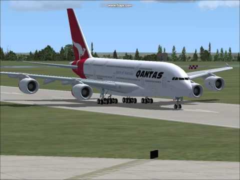 Decolli aerei a Parigi Charles De Gaulle -Flight simulator X