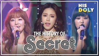 SECRET Special ★Since 'l want you back' to 'I…