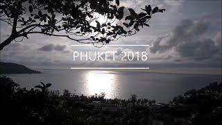 PHUKET - Travel Couple Janvier 2018