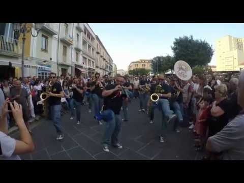 Sassinfunky Streetband  Jamaican Trip Live in Campobasso