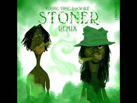 Young thug ft.Wale -I'm a stoner remix