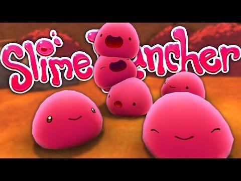 CUTIE SLIDEY SLIMEY! | Slime Rancher #1