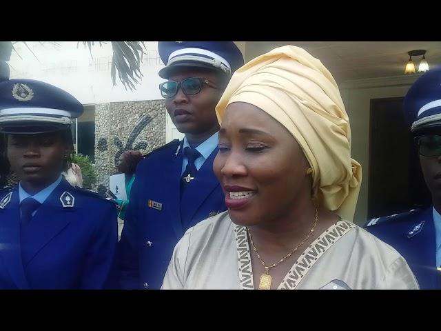 Les femmes gendarmes en évaluation interne