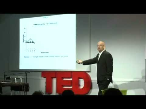 Clay Shirky on TED Short version