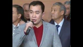 Спорт. Борьба. Кубок Кыргызстана-2015. 11.12.15