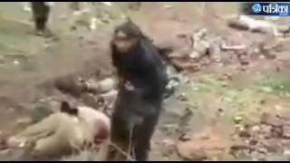 Naxal Attack   Viral Video of Naxali Attack on force at Sukma Chhatisgarh