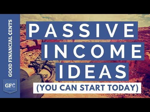 Passive Income Ideas 😴 (11 Proven Ways to Make $1,000+ Per M