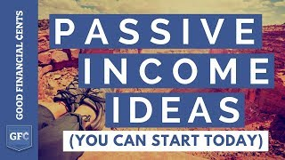 my passive income sources