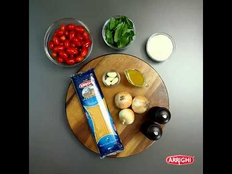 Arrighi Spaghetti with fresh tomatoes