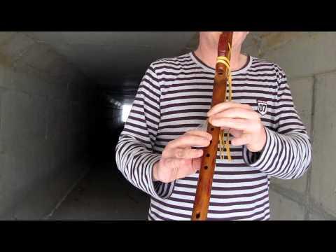 Rosy Outlook: Kit Duncan Kentucky Rose Western Cedar Am 432 Hz. Flute