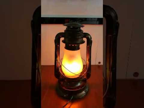 SMD AC100V-240V LED lantern L& Kerosene L& with IC flicker flame like Burning Fire & SMD AC100V-240V LED lantern Lamp Kerosene Lamp with IC flicker flame ...