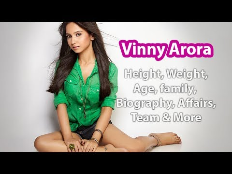 Vinny Arora Height,Weight,Age,Family,Salary,Husband And More