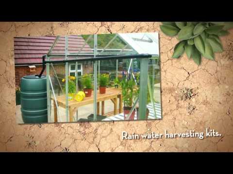 Elite Streamline Mini Greenhouse.