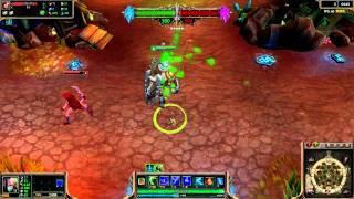 Hextech Singed (2014 Update) League of Legends Skin Spotlight