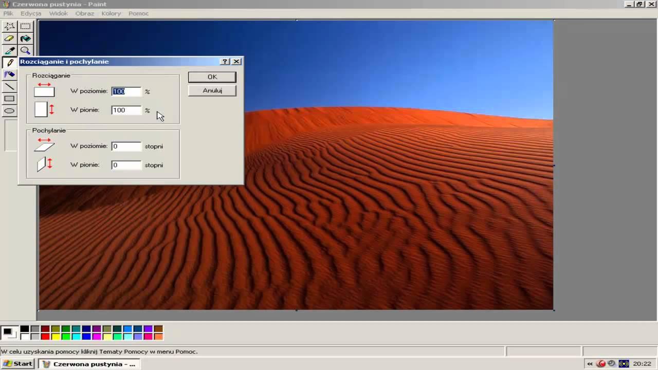 Jak Zmniejszyc Zdjecie W Paincie Przydatne Dla Allegro Nasza Klasa Fotka Grono Holicy Pl Youtube