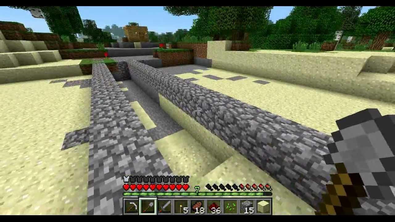 Aflevering 2 Mega Minecraft Kasteel Met Commentaar Youtube