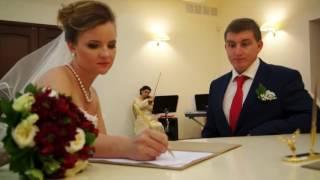 Алена и Виктор. Свадебный клип. Прогулка в Архангельском