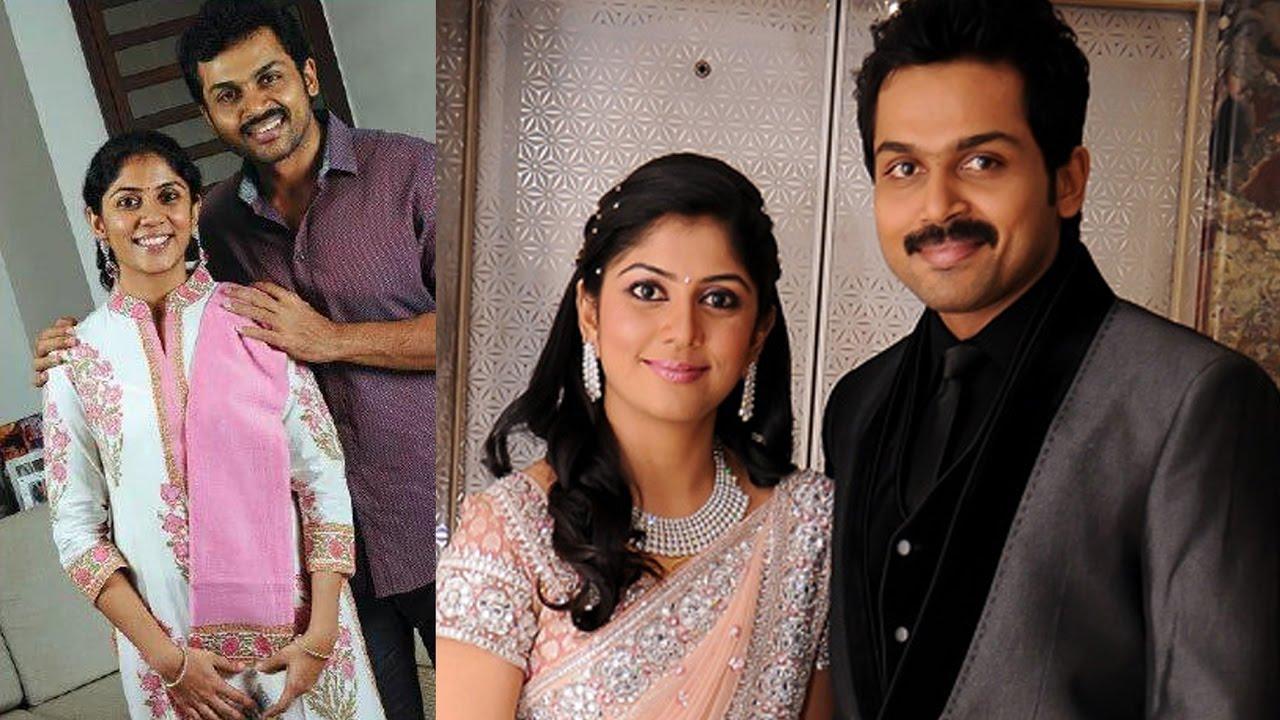 Karthi Family Photos - Wife Ranjini Daughter Umayaal ...  Actor Karthi Daughter Umayaal Photos