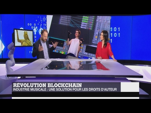 Identité, musique, réfugiés... la Blockchain fait sa révolution!