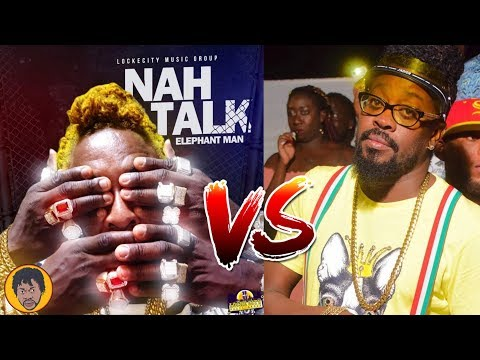 Elephant Man ATTACK Beenie Man Personally In His New Song